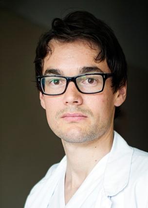 Håkon Ihle Hansen portrett 500x700